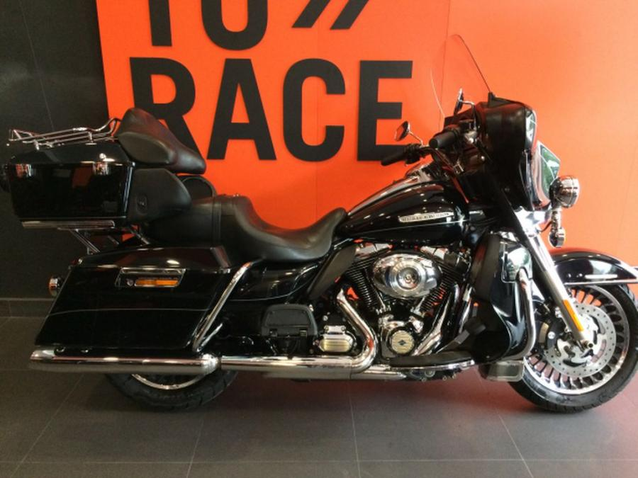 HD ELECTRA GLIDE ULTRA LIMITED 1