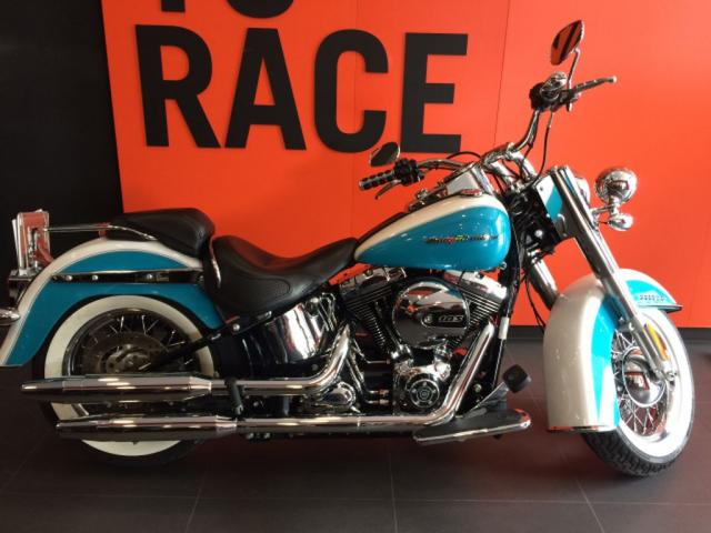 HARLEY-DAVIDSON HD SOFTAIL DELUXE