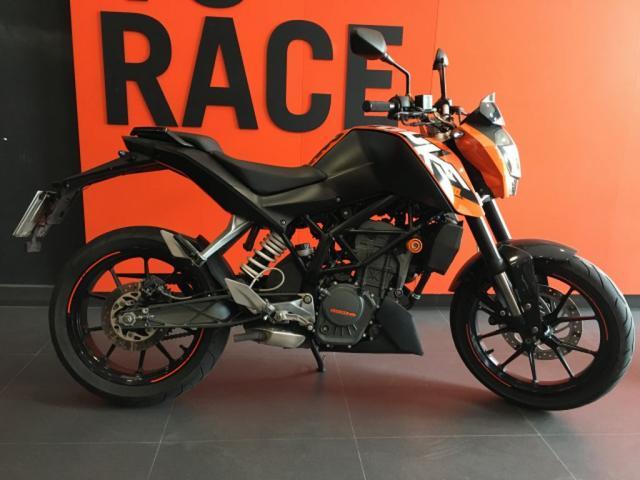KTM KTM DUKE 200