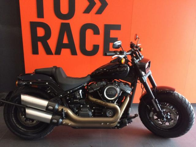 HARLEY-DAVIDSON HD FAT BOB 107