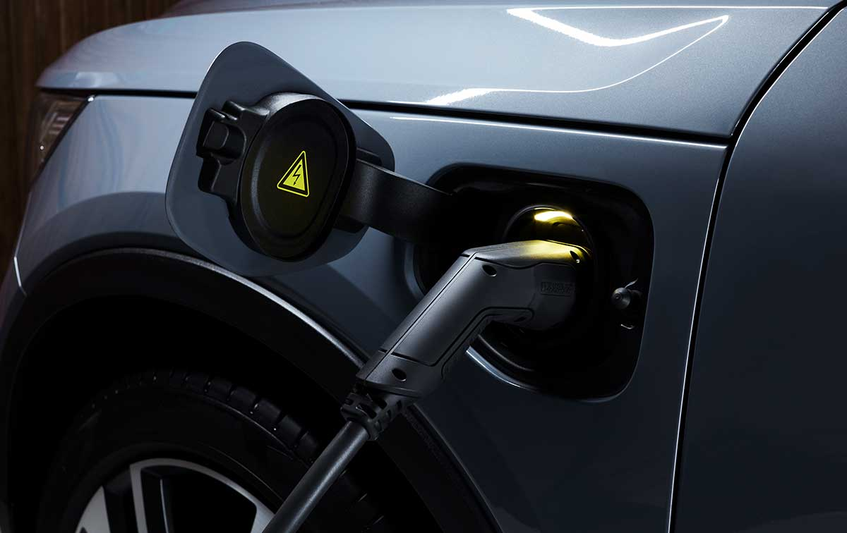 Toda linha Volvo Recharge Plug-In Hybrid